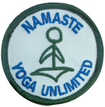girl scout yoga badge